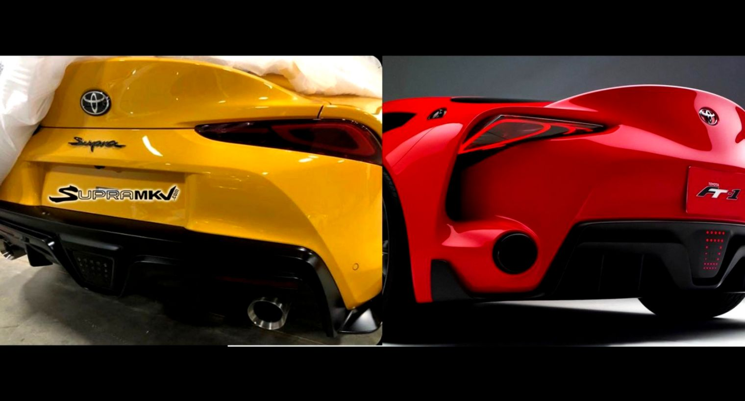 Toyota Ft1 Yellow Vs Red Car Wallpaper Hd Wallpapers Tumblr