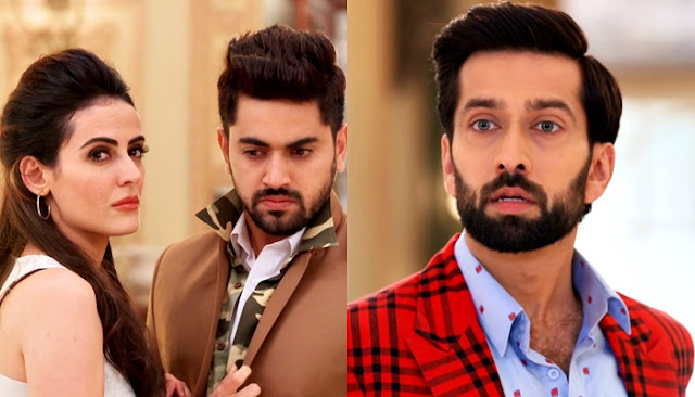 EXPOSED : Thats how Nancy's Truth Exposed In Front Of Shivaay in ISHQBAAZ