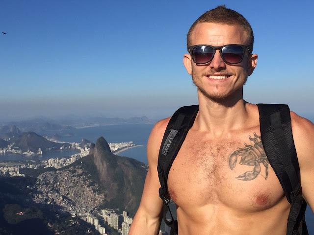 Marcos Correia - @Marcos_Correia_RJ - Instagram - Fitness - Rio de Janeiro - Paisagens - Aventura - Natureza
