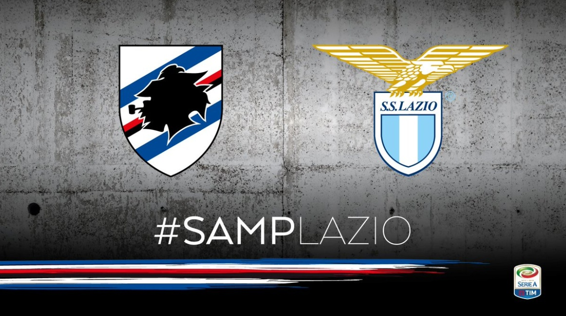DIRETTA Sampdoria Lazio Streaming Gratis Rojadirecta Serie A YouTube Facebook, dove vederla