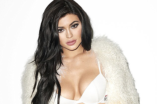 A girl matured: Kylie Jenner in a photo shoot by Terry Richardson