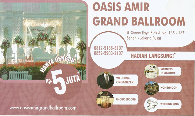 Oasis Amir Grand Ballroom