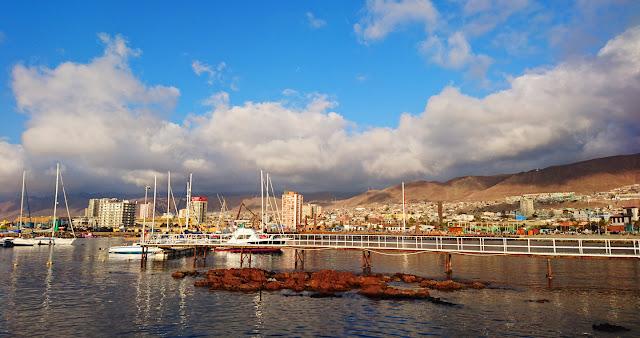 Pontos turísticos em Calama, no Chile