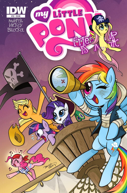 equestria daily mlp stuff my little pony main comic 13 pirates
