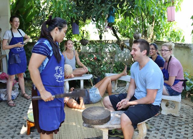 Thai Cooking Class Thailand