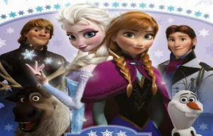 Lembrancinhas Frozen