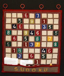 Sudoku par Brenda Ticehurst