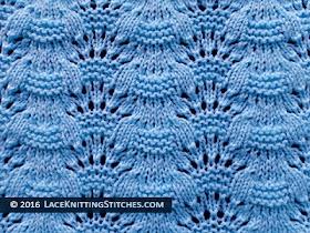 Lace Chart #25