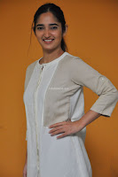 Radhika Cute Young New Actress in White Long Transparent Kurta ~  Exclusive Celebrities Galleries 076.JPG