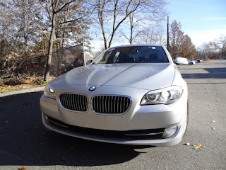 2012 BMW 528i xDrive, Titanium Silver Metallic, Foreign Motorcars Inc, Quincy Massachusetts, 02169, For Sale