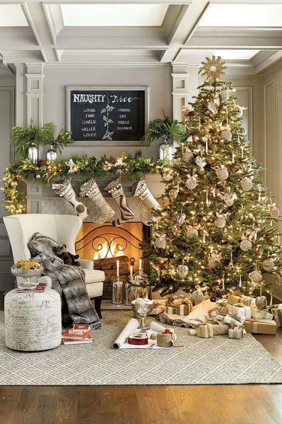 Árboles de Navidad chicanddeco