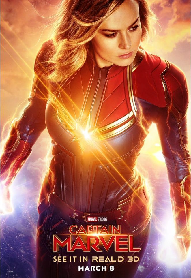Captain Marvel 2019 Update Print Audio Clean Hindi 720p Desi Pre Rip x264 AAC Download (Best Print)