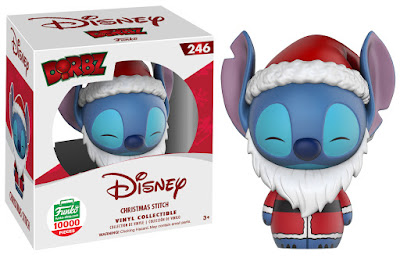 Christmas Stitch Dorbz Disney Vinyl Figure by Funko