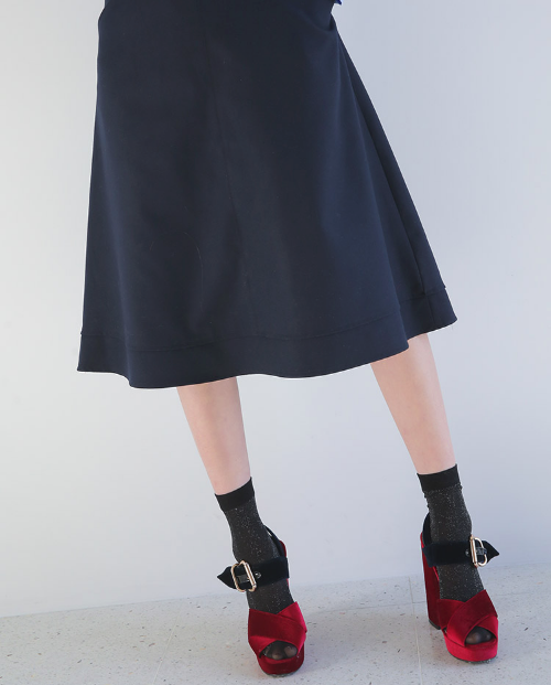 A-Line Pinafore Dress