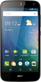 Acer Z630s Android mobile with 4000 mAh battery & 3GB RAM