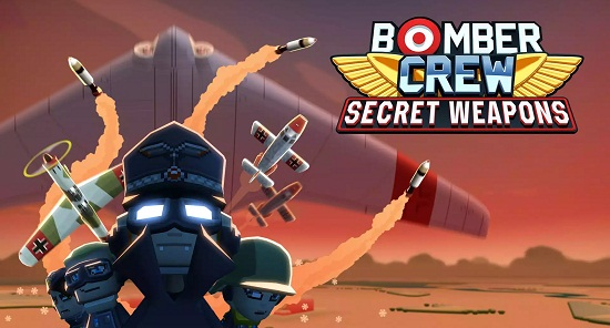 Free Download Bomber Crew Secret Weapons PC Game
