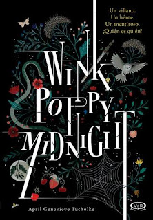 Portada de Wink Poppy Midnight