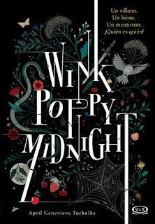 Portada de Wink Poppy Midnight