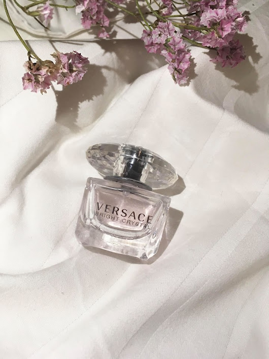 fashionsmachines: Versace Bright Crystal | iperfumy.pl