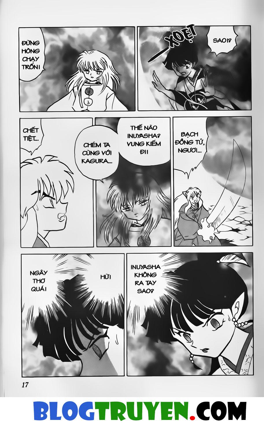 Inuyasha vol 38.1 trang 15
