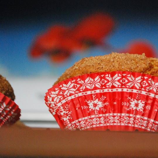 Kajmakowe muffinki