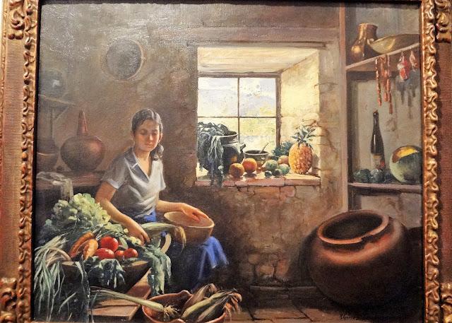 リカルド・ゴメス・キャンツァーノの描いた絵画