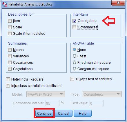 cara uji validitas dan reliabilitas dengan menggunakan program spss statistik 5