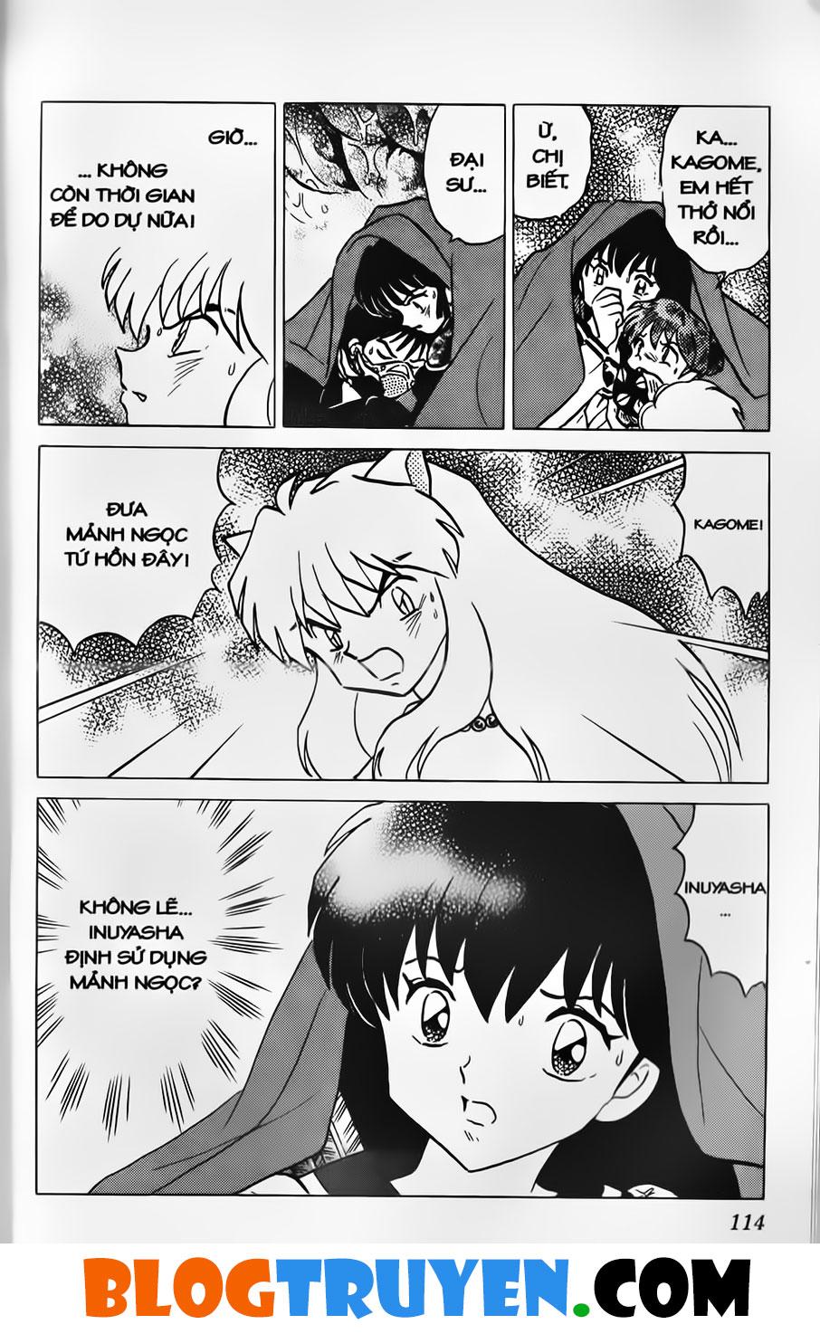 Inuyasha vol 36.7 trang 3