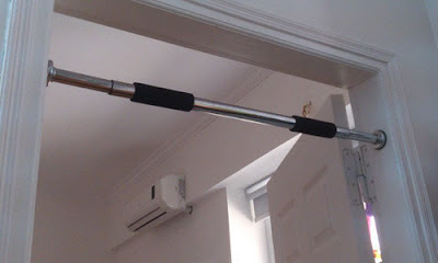 Hướng dẫn lắp đặt xà đơn gắn cửa treo tường