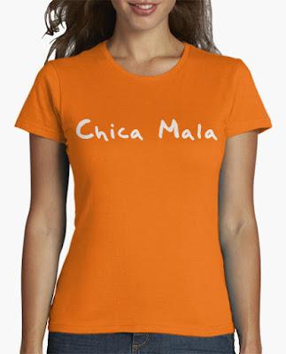 Camiseta Chicas