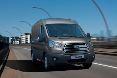New Ford Transit EcoBlue Engine