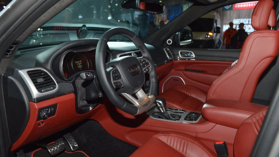 Cars Review Concept Specs Price Jeep Grand Cherokee Srt 2018 Review