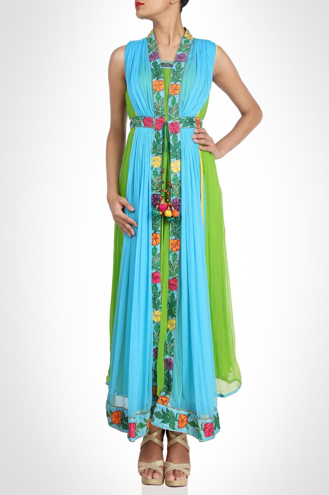 Latest Bollywood Designer Dresses 2013 - Vega Fashion Mom