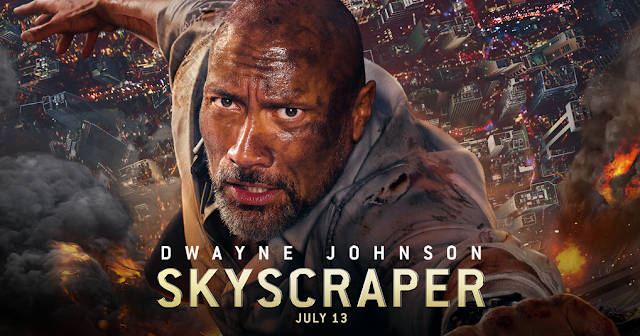 Skyscraper 2018 Movie Review