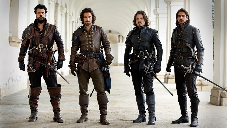 The Musketeers - Episode 3.02 - The Hunger - Episode Info & Videos