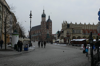 Vie quotidienne de Flaure: Cracovie (photo perso.)