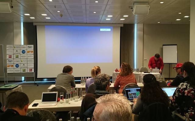 Reiseblogger Barcamp im Estrel Hotel, Berlin