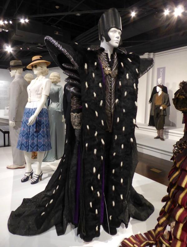 Sacha Baron Cohen Alice Looking Glass Time movie costume