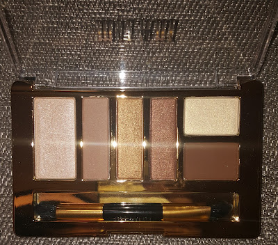 Milani Everyday Eyes Powder Eyeshadow Collection in Bare Necessities