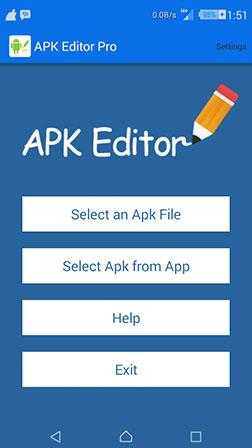 APK Editor Pro v1.3.21