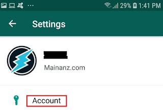 cara mengaktifkan centang biru pada whatsapp