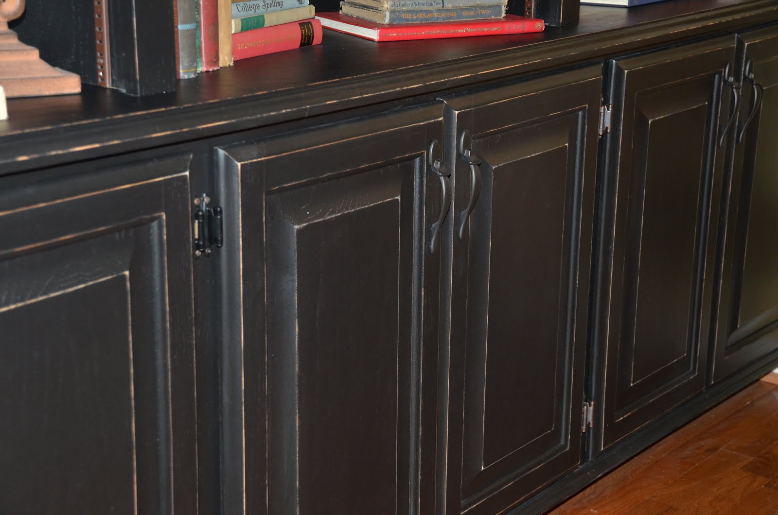 Paint Over Oak Kitchen Cabinets
