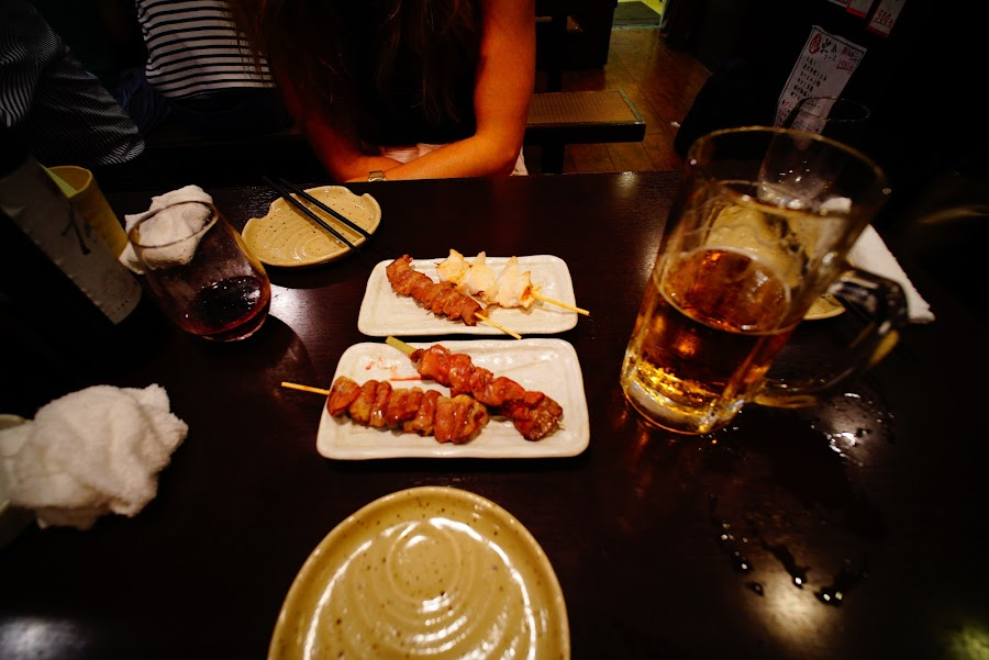 Izakaya friday nights