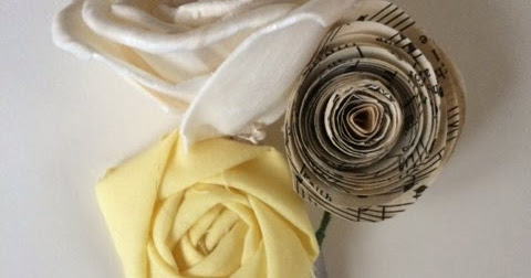 Custom Wedding Bouquet and Boutonnieres