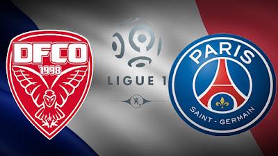 بث مباشر مشاهدة مباراة باريس سان جيرمان وديجون اليوم