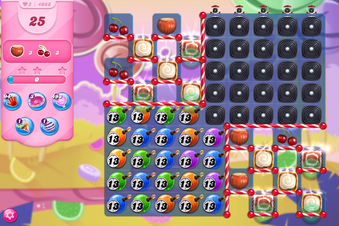 Candy Crush Saga level 4088