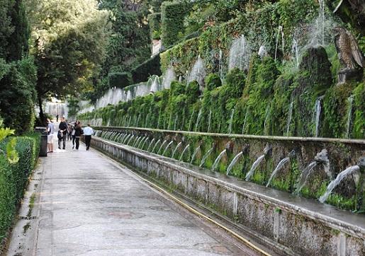 Urban networks claves esenciales del jard n italiano del for Jardin villa d este