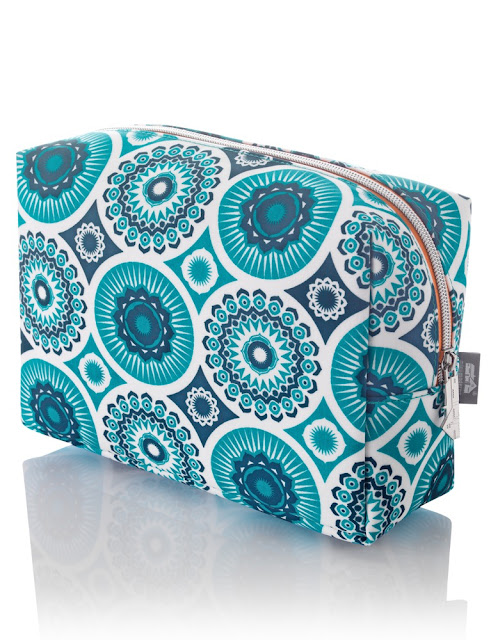 Mini Moderns Darjeeling Washbag