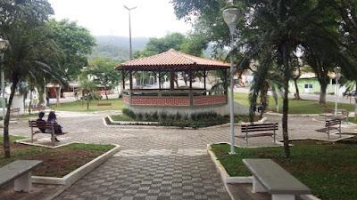 Praça do coreto agora conta com wifi gratuito