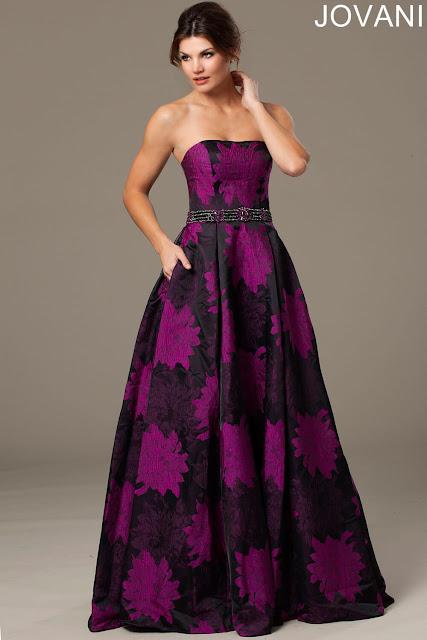 vestidos de gala con encaje